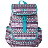 Рюкзак BRAUBERG для старшеклассников/<wbr/>студентов/<wbr/>молодежи, узоры, «Ромб», 15 литров, 34×25,5×12,5 см
