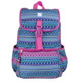 Рюкзак BRAUBERG для старшеклассников/<wbr/>студентов/<wbr/>молодежи, узоры, «Орнамент», 15 литров, 34×25,5×12,5 см