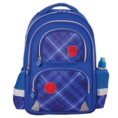 Рюкзак BRAUBERG, с EVA спинкой, для учеников начальной школы, «Оксфорд», 12 литров, 38×30×14 см