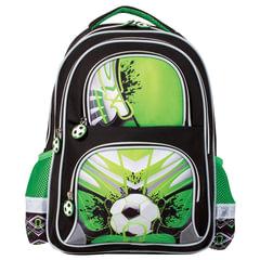 Рюкзак BRAUBERG, с EVA спинкой, для учеников начальной школы, «Гол», 12 литров, 38×30×14 см