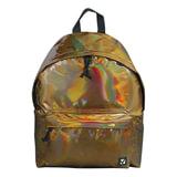 Рюкзак BRAUBERG универсальный, сити-формат, цвет-темно-золотой, «Винтаж», 20 литров, 41×32×14 см