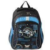 Рюкзак ERICH KRAUSE для учеников начальной школы, «Quadrocopters», 17 литров, 38×27×17 см