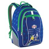 Рюкзак ERICH KRAUSE для учеников начальной школы, «Football», 18 литров, 38×28×17 см