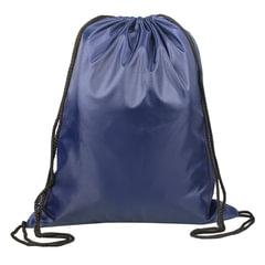 Сумка для обуви ТОП-СПИН для учеников начальной школы, синяя, 43×35 см