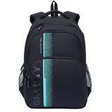 Рюкзак GRIZZLY для старшеклассников/<wbr/>студентов/<wbr/>молодежи, «Геометрия», 28 литров, 32×45×23 см