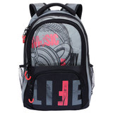 Рюкзак GRIZZLY для старшеклассников/<wbr/>студентов/<wbr/>молодежи, «Меломан», 22 литра, 32×42×20 см