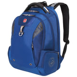 Рюкзак WENGER (Швейцария), универсальный, синий, 31 литр, 47×34×20 см