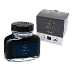 Чернила PARKER (Германия) «Bottle Quink», 57 мл, 1950378, темно-синие