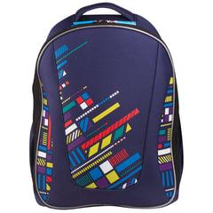 Рюкзак ERICH KRAUSE для учеников начальной школы, «Graphic», 20 литров, 40×30×18 см