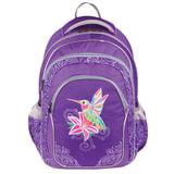 Рюкзак ERICH KRAUSE для учениц начальной школы, «Amazing Bird», 20 литров, 43×30×16 см