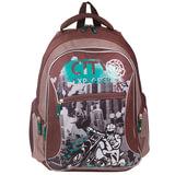 Рюкзак ERICH KRAUSE для учеников начальной школы, «City Explorer», 21 литр, 44×33×15 см