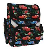 Рюкзак ТАЧКИ (Cars) для учеников начальной школы, 12 литров, 35×27×13 см