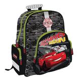 Рюкзак ТАЧКИ (Cars) ортопедический с EVA спинкой, мальчик, 25 литров, 38*36*18см, CRAB-RT2-9621
