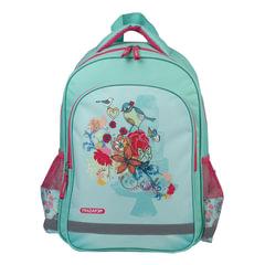 Рюкзак ПИФАГОР для учениц начальной школы, «Птенчик», 38×28×14 см