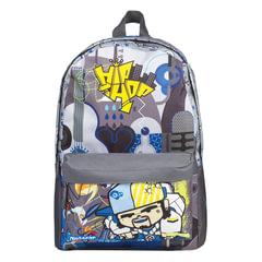 Рюкзак ПИФАГОР для учеников начальной школы, «Хип-хоп», 38×29×13 см