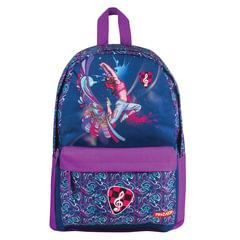 Рюкзак ПИФАГОР для учениц начальной школы, «Дэнс», 38×29×13 см