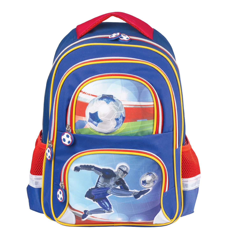 b9f3e8f7e484 Рюкзак BRAUBERG, с EVA спинкой, для учеников начальной школы, «Дроид-  ...