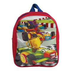 Рюкзак ПИФАГОР для дошкольников, глянец, «Формула 1», 25×20×10 см