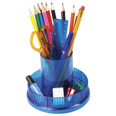 Канцелярский набор STAFF/<wbr/>ПИФАГОР «Школьный», школьный, 10 предметов, вращающаяся конструкция