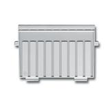 Картотечные разделители HAN (Германия), комплект 5 шт., А5, для горизонтальных картотек