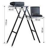 Подставка для проектора и ноутбука PROJECTA «Gigant», 10 кг, (115×90×40 см), 2 полки на разной выс.