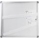 Доска-витрина NOBO магнитная, 73×68×2,2 см, глубина 1 см, для внутреннего применения, на 6 листов А4 (ACCO Brands, США)
