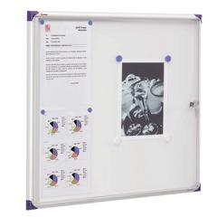 Доски для информации, стенды и витрины