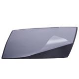 Коврик-подкладка настольный для письма DURABLE (Германия), c прозрачным листом, 68×53 см, черный