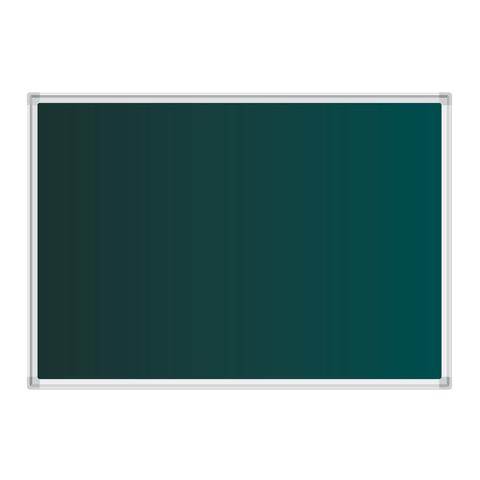 Доска для мела магнитная BOARDSYS, 100×150 см, зеленая