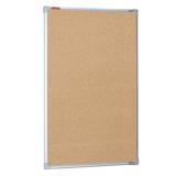 Доска пробковая BOARDSYS для объявлений, 100×60 см