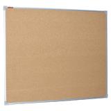 Доска пробковая BOARDSYS для объявлений, 100×120 см