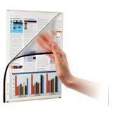 Магнитные папки-уголоки BOARDSYS для досок, комплект 5 шт., формат А4, 220×300 мм