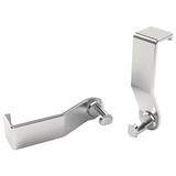 Крючки для блокнота для флипчарта к магнитно-маркерной доске NOBO PRESTIGE, набор 2 шт. (АККО Брендс, США)