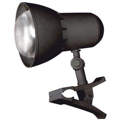 Светильник настольный «Надежда-1 Мини», на прищепке, лампа накаливания/<wbr/>люминесцентная/<wbr/>светодиодная, до 40 Вт, черный, Е27