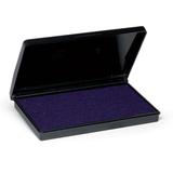 Штемпельная подушка TRODAT, 90×50 мм, фиолетовая краска