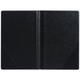 Папка «Счет», 125×190 мм, черная, «ДПС»