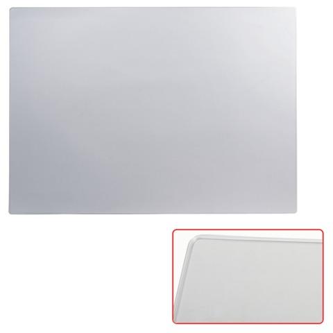 Коврик-подкладка настольный для письма, 655×475 мм, прозрачный матовый, «ДПС»
