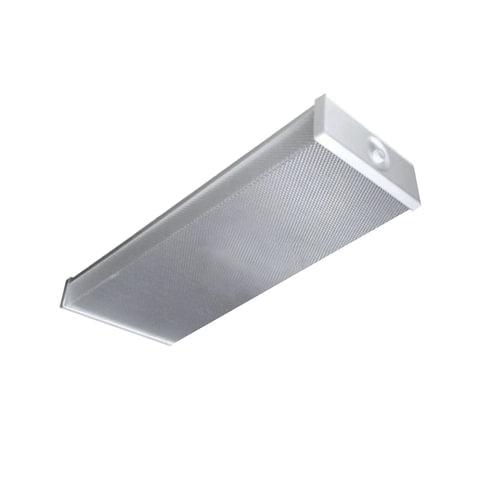Светильники люминисцентные, комплект 2 шт., накладные, ЛПО 78 2×40-01, белые