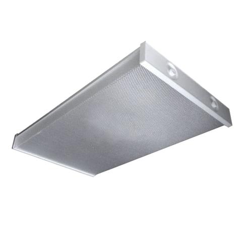 Светильник люминесцентный, ЛПО 78 4×40-01, накладной, белый