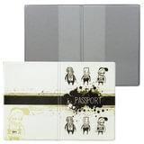 Обложка для паспорта «Твой стиль — Хулиганы», вертикальная, кожзаменитель, «ДПС»