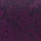 Визитница карманная BEFLER «Гипюр» на 40 визиток, натуральная кожа, тиснение, фиолетовая