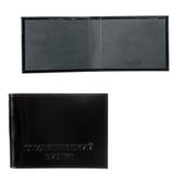 Обложка для удостоверения BEFLER «Classic», натуральная кожа, тиснение «Студенческий билет», черная