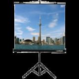 Экран проекционный LUMIEN ECO VIEW, матовый, на треноге, 180×180 см, 1:1