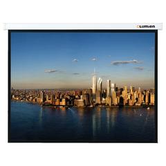 Экран проекционный LUMIEN MASTER PICTURE, матовый, настенный, 180×180 см, 1:1