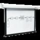 Экран проекционный DIGIS ELECTRA, матовый, настенный, электропривод, 240×240 см, 1:1