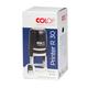 Оснастка для печатей, оттиск D=30 мм, синий, COLOP PRINTER R 30, корпус черный, крышка