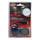 Печать самонаборная 1-круг, оттиск D=40 мм синий, COLOP STAMP MOUSE R40/<wbr/>1 SET, касса в комплекте