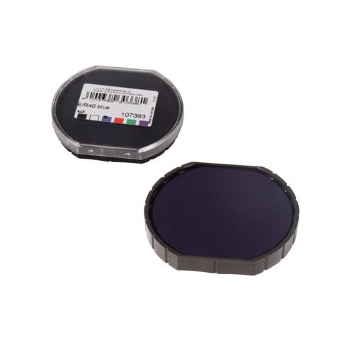 Подушка сменная для COLOP Printer R40, Printer R40-Dater, синяя