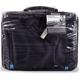 """Сумка деловая для офиса и учебы BRAUBERG «Aero» (БРАУБЕРГ «Аэро»), отделение для планшета и ноут. 15,6"""", размер 30×40×6 см, ткань"""