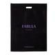 Сумка молодежная FABULA «Kansas», натуральная кожа, на молнии, 320×340×50 мм, черная